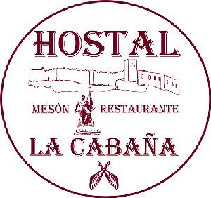 Logotipo en rojo y blanco